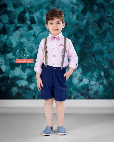 تصویر پیراهن پسرانه teeteesh